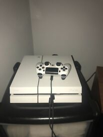 PlayStation 4 console white