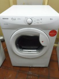 """Hoover"" 8Kg.....Condenser tumble dryer for sale.Can be delivered."
