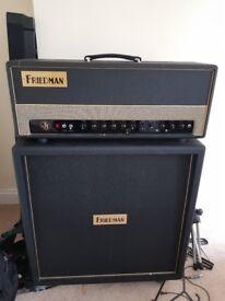 Friedman JJ100 Jerry Cantrell Amplifier and 4x12