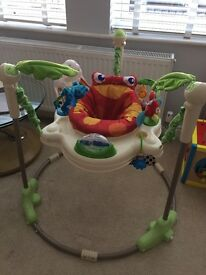 Fisher Price Jumperoo in excellent condition