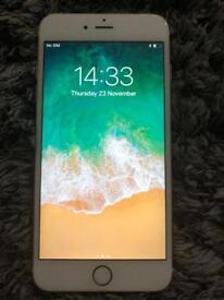 iPhone 6s Plus 128g rose Gold
