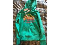 2x ladies superdry hoodies