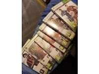 Fifa Xbox 360 collection