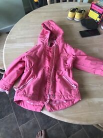 Next girls winter coat - aged 1.5 to 2 years. Very good condition