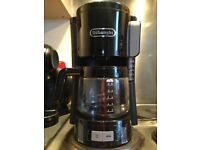 DeLonghi ICM15240 Filter Coffee Maker Machine used/w box