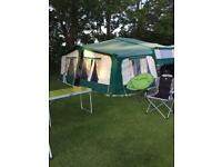 Penine Pathfinder Folding Camper / trailer tent