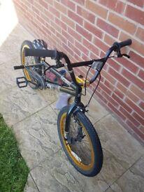 Almost new Voodoo BMX bike