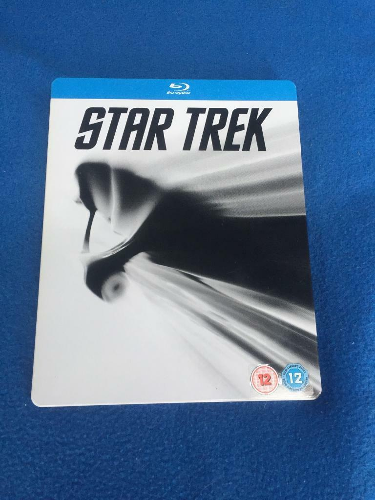 Star Trek steelbook