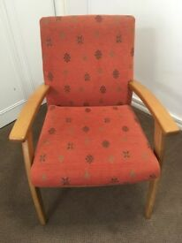 Lounge Parker Knoll Contract Chairs for Sale - 36 pieces to be sold as one lot