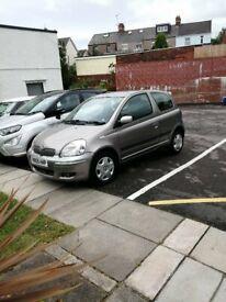 Toyota, YARIS, Hatchback, 2005, Manual, 998 (cc), 3 doors