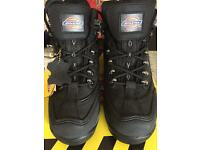 Gents Safety Boots Size 8