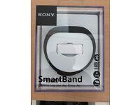 Sony Smartband - Unopened - FACTORY SEALED - Brand New