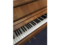 Bentley starter upright compact piano