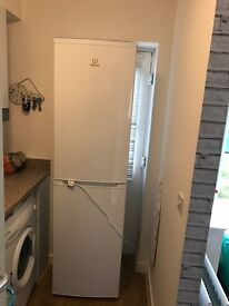 Tall indeset fridge freezer