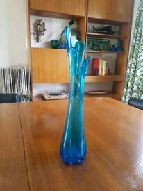Vintage American Viking Glass Vase