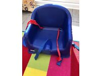 Little stars booster seat for table