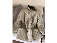 Barbour Eskdale quilted jacket 2xl