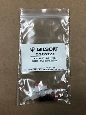 Gilson Common Plumbing Parts 030759