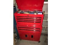Tool chest tool box