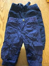 3-6 Months Boys trousers
