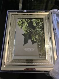8 x 10 Vera Wang Photo Frame - Never Used