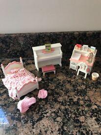 Sylvanian Families furniture sets