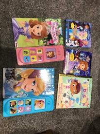 Selection of Disney books