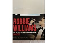 Robbie Williams - 2 standing tickets