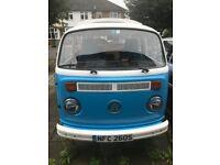 VW Camper T2 Bay