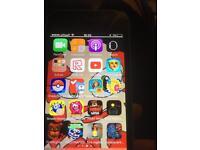 iPhone 5c blue unlocked. Factory reset