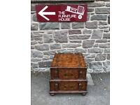 Suitcase lamp table * free furniture delivery *