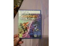 Ps5 game brand new sealed not used ratchet clank rift apart