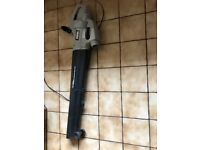 Leaf Blower/Vacuum/mulcher with bag
