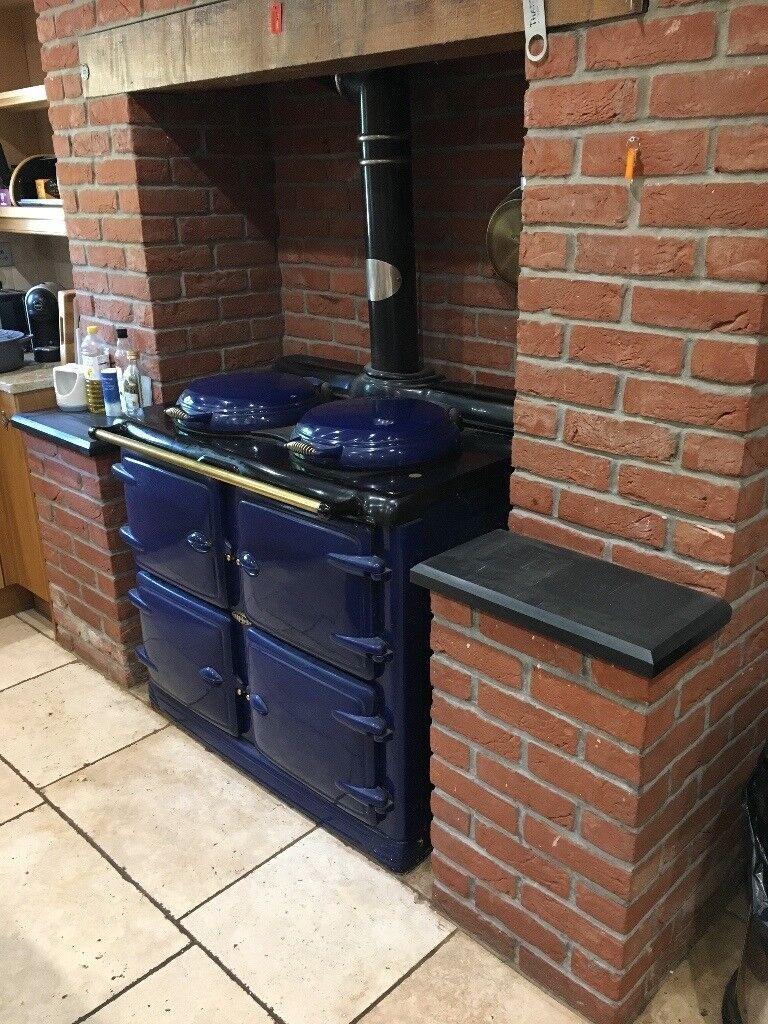 Alpha 100 oil cooker/Boiler/Central Heating (similar to Aga Type ...