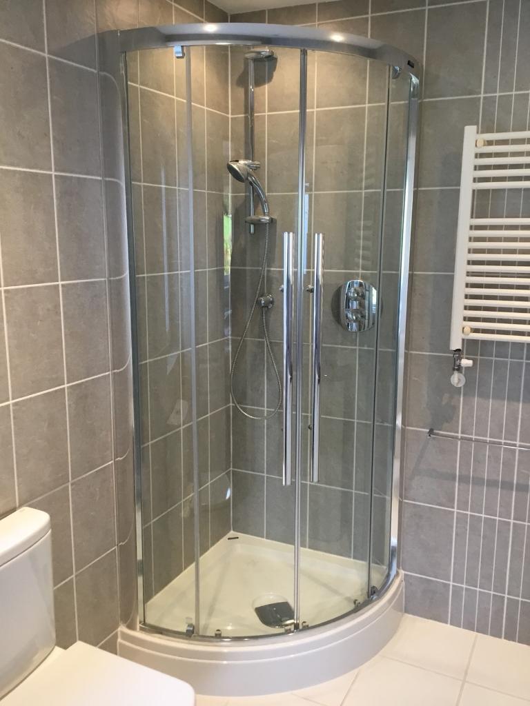 Showerlux Quadrant shower enclosure & Showerlux Quadrant shower enclosure | in Totnes Devon | Gumtree