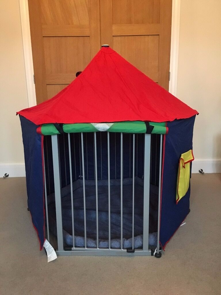 Playhouse Tent for BabyDan Playpen (Playpen sold separately) & Playhouse Tent for BabyDan Playpen (Playpen sold separately) | in ...