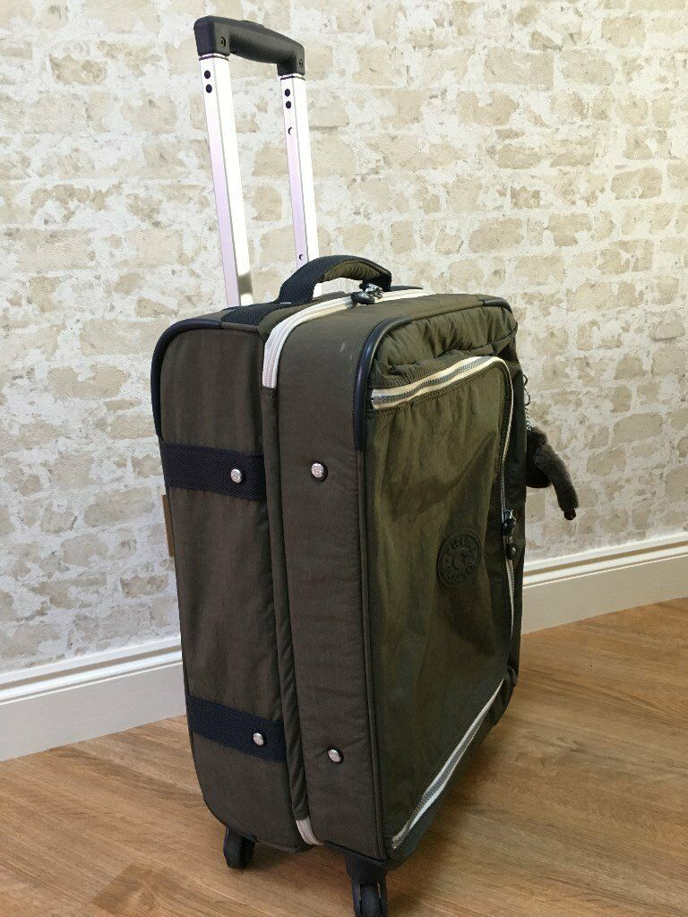 Kipling 4 Wheeled Cabin Luggage