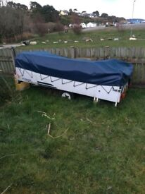 Trailer tent & Outwell Utah 6 tent | in Falmouth Cornwall | Gumtree