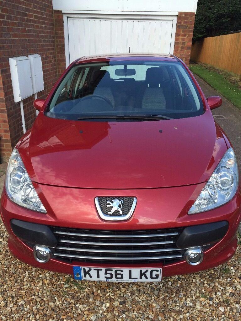Peugeot 307 RED 5 door car very good condition & Peugeot 307 RED 5 door car very good condition | in Buckingham ...