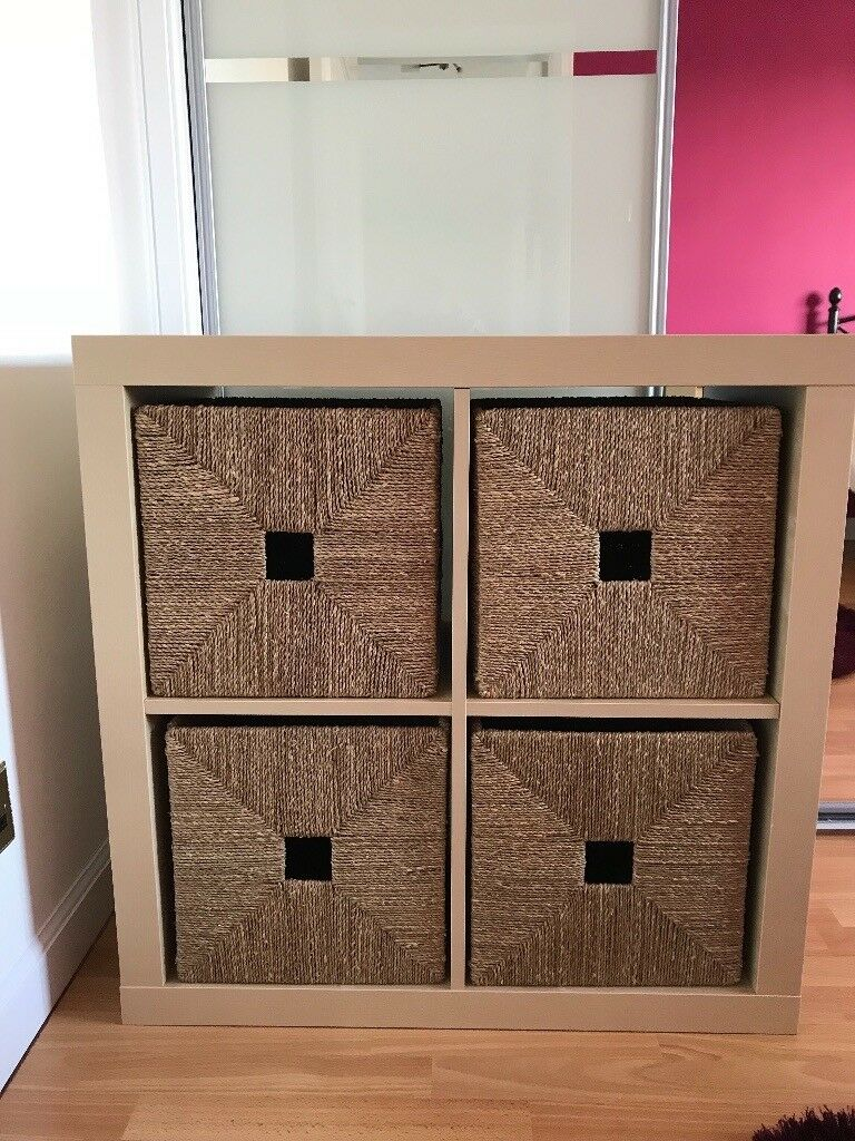 Ikea Kallax storage unit & Ikea Kallax storage unit | in Dunfermline Fife | Gumtree