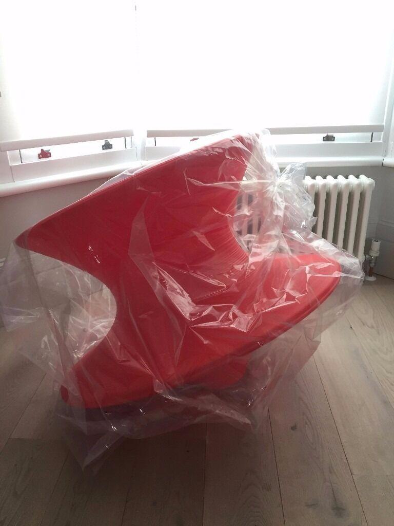 Magis Spun Chair By Thomas Heatherwick