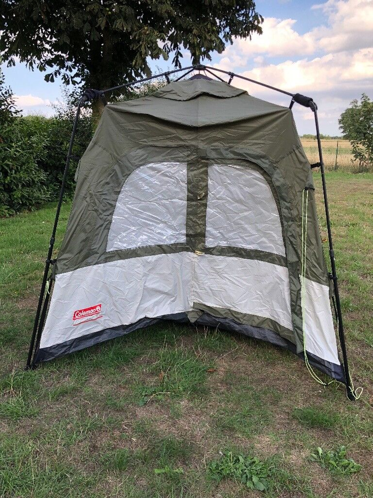 Coleman Instant Tourer 4 Person Tent C&ing Hiking & Coleman Instant Tourer 4 Person Tent Camping Hiking | in Norwich ...