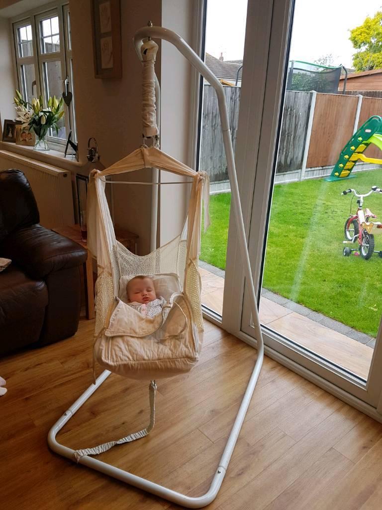 excellent condition poco baby hammock   next 2 me crib   moses basket excellent condition poco baby hammock   next 2 me crib   moses      rh   gumtree