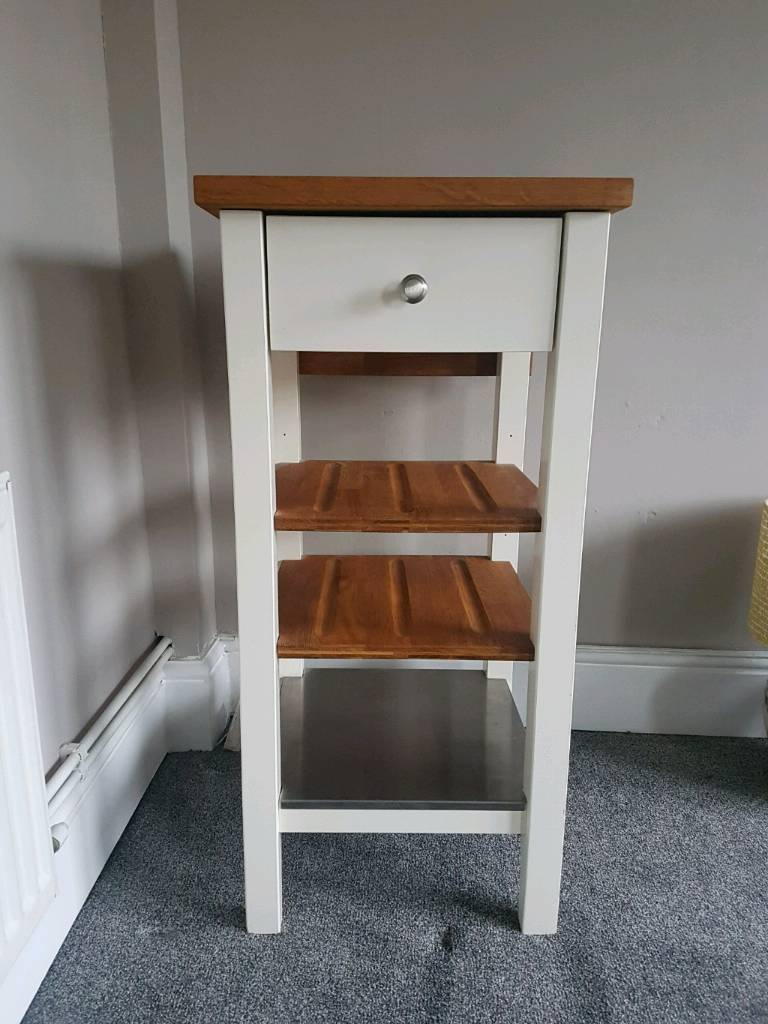 Ikea Stenstorp Kitchen Island Trolley