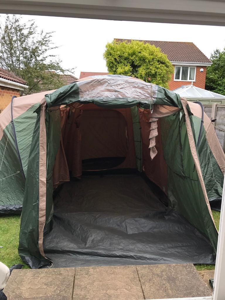 Coleman Magellan 6 berth tent & Coleman Magellan 6 berth tent | in Poole Dorset | Gumtree