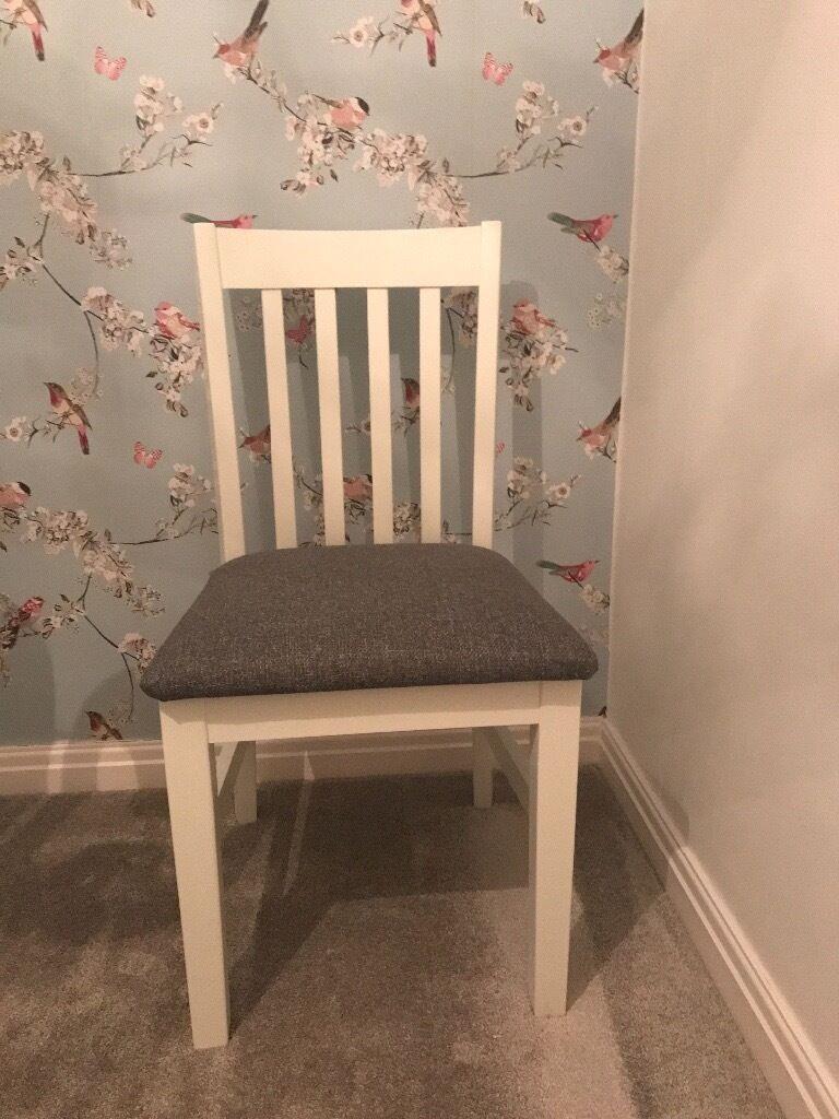 Next Harper Dining Chairs X 4