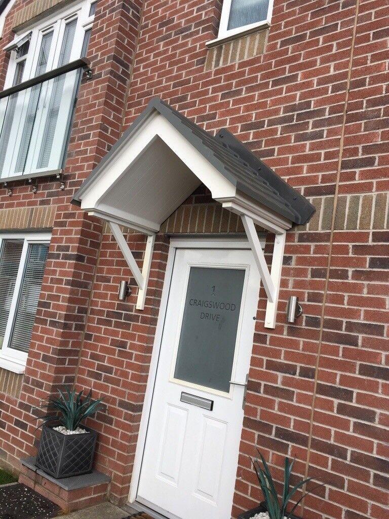 External Door Canopy & External Door Canopy | in Baillieston Glasgow | Gumtree