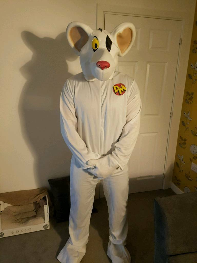 Superior Danger Mouse Fancy Dress