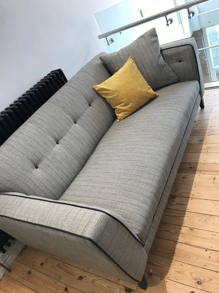 Beautiful Retro Comfortable Settee