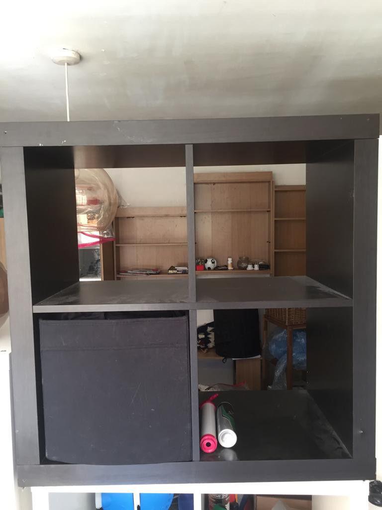 Multiple Kallax Storage (also Desk, Wardrobe, Tv Cabinet, Sofa Available)